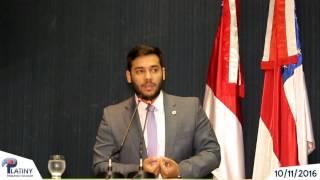 Platiny Soares repudia demissão em massa de 500 policiais do AM