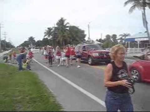 4th of July Parade, 2012. Pine Island, Florida