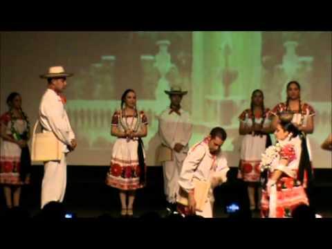 Los Danzantes de Aztlán: Boda Huasteca Hidalguense y el sombrerito