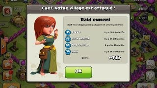 getlinkyoutube.com-Clash Of Clans - Comment Bien Organiser son Village