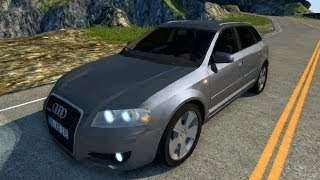getlinkyoutube.com-BeamNG.Drive Mod : Audi A3 (Crash test)