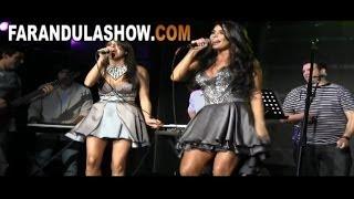 "getlinkyoutube.com-Sabrina Ravelli presentó a ""Ambas"" su banda musical. Mirá el video de @FaranadulaShow"