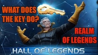 getlinkyoutube.com-Marvel Contest of Champions | What Does The Realm of Legends Key Do?