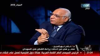 المصري أفندي | قراءة في مصير مفاوضات سد النهضة ومستقبل الأمن الغذائي