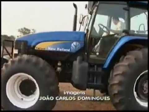 Reportagem Sobre acidentes com tratores agrícolas