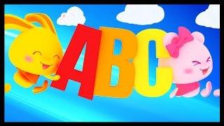 La chanson de l'alphabet - Comptines pour apprendre - Méli et Touni