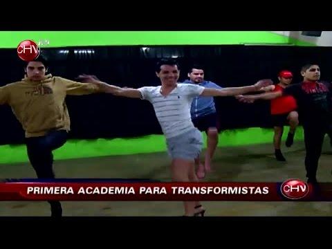 Ya existe la primera academia de transformistas en Chile -CHV Noticias