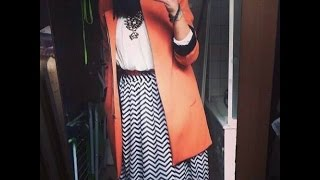 getlinkyoutube.com-Hijab outfits for fall and winter ( 2015/2016 )