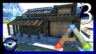 getlinkyoutube.com-Its a house.. Its a raft... Its a .. (ARK: Survival Evolved S2E3)