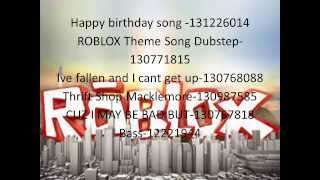 getlinkyoutube.com-10,000 Roblox Music UPDATED DESCRIPTION 2016 MOST CODES IN COMMENTS BY ME