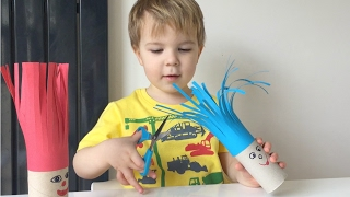 Fun Cutting Activity For Kids