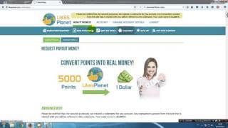 getlinkyoutube.com-Cara Menambah $500K USD Saldo Paypal dan LikesPlanet Secara Instan !
