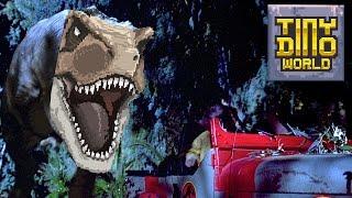 getlinkyoutube.com-T.REX IS SUMMONED!! *6 STAR - Tiny Dino World