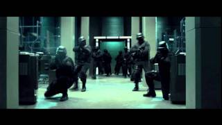 Resident Evil Afterlife - Intro Fight Scene (HD)