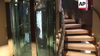 getlinkyoutube.com-Dubai - 315 million dollar yacht for sale at boat show - 2014