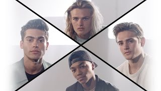 Major Lazer & Justin Bieber - Cold Water | Cover by KHS ft. Citizen Four
