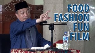 Ust. Bachtiar Nasir | FOOD, FASHION, FUN & FILM