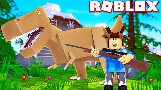 JURASSIC WORLD: FALLEN KINGDOM IN ROBLOX! (Roblox Dinosaur Simulator)