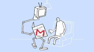 الحياة أسهل مع Gmail: الدردشة المرئية والصوتية