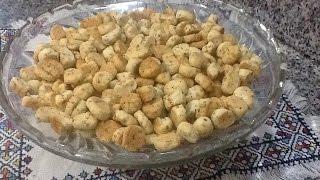 getlinkyoutube.com-اسهل طريقة تحضير قريشلات عاشوراء (الفقيقصات) بالطريقة التقليدية من المطبخ المغربي مع ربيعة
