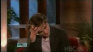 Robert Pattinson no programa Ellen Degeneres  - Legendado
