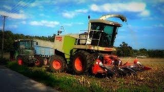 getlinkyoutube.com-Jesień idzie tuż, tuż więc kukurydzę siekamy już ☆ Kiszonka2012 ㋡ MafiaSolec