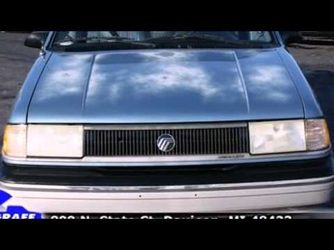 1991 mercury topaz problems online manuals and repair information