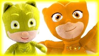getlinkyoutube.com-Disney Junior PJ Masks Color Mix-Up Toys Game for Kids Children & Toddlers