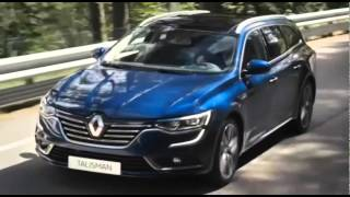 getlinkyoutube.com-Renault Talisman Estate 2016 модельного года