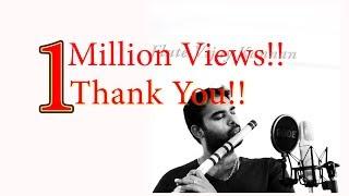 getlinkyoutube.com-A R Rahman Medley - (Flute) - Munbe vaa and Kaatrae en vaasal (Paigham) - Vijay Kannan