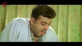 Riyaz Khan & His Servant Scene || Shiva Shankar Movie || Mohan Babu, Soundarya