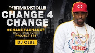 DJ Clue Reveals DJ Envy's Past As A Ballboy + Keeps His #Change4Change Donation Private width=
