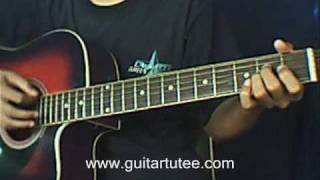 Unwell (of Matchbox Twenty, by www.guitartutee.com)
