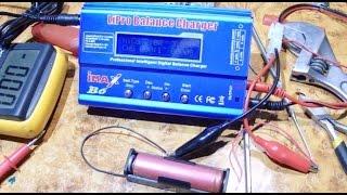 getlinkyoutube.com-Простое восстановление LI-ion аккумулятора. Сделай сам! за 3 минуты!