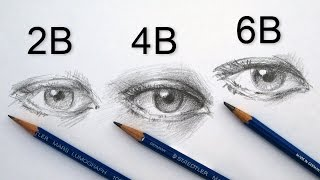 getlinkyoutube.com-Best Pencils for Drawing - Steadtler Graphite Pencils