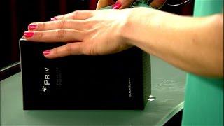 getlinkyoutube.com-El 'unboxing' del Priv, el nuevo Blackberry con Android y teclado deslizable