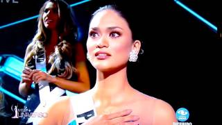 Error brutal en Miss Universo 2015
