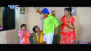 Romance With Boy Friend आवs ना डाल दी - Bhojpuri Comedy Sence - Saiya Ke Sath Madhaiya Me HD