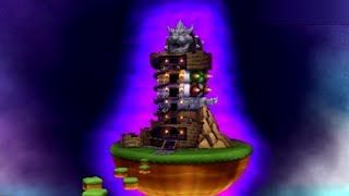 getlinkyoutube.com-Mario Party Island Tour - Bowser's Tower