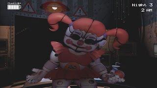 getlinkyoutube.com-Circus Baby in FNaF 2