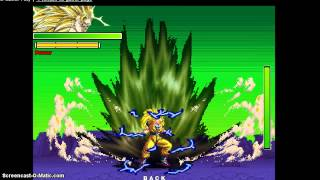 getlinkyoutube.com-Dragon ball fighting 1.9 All kamehameha's