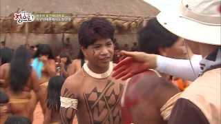 [HOT] 글로벌 홈스테이 집으로 - 와우라 마을 도착! 최수종-하희라 부부와 아마존 첫만남! 20131226