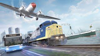 Transport Fever - Megjelenés Trailer