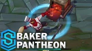 英雄新造型-烘焙師潘森