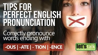 getlinkyoutube.com-Tips for perfect English pronunciation – English lesson to improve communication skills