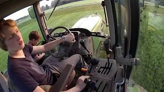 getlinkyoutube.com-[GoPro] John Deere 6630 und Marchner Güllefass Gülle fahren