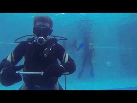 B�v�rtr�ning / diver training