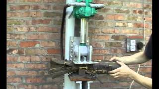 getlinkyoutube.com-Гідравлічний прес для ковки (Hydraulic Forging Press).avi