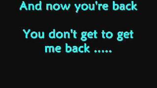 getlinkyoutube.com-Maddi Jane - Jar of Hearts Lyrics (by Christina Perri)