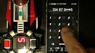getlinkyoutube.com-iPhoneテーマ 仮面ライダーファイズ・ファイズアクセル MASKED RIDER FAIZ ACCEL Ver.6.2.0
